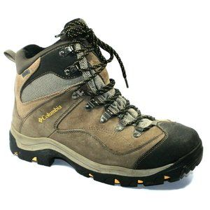 Columbia Mens Frontier GTX Brown Boots Size 9